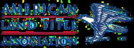 Amercian Land Title Association Republic Title Eagle Blue logo icon